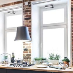 PVC δύο παράθυρα