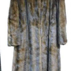 Fur coat saga mink Superb Quality Ranched Mink. BOO