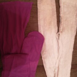 Ciorapa pentru înălțimea fetei 134