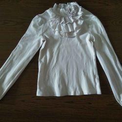 bluza pentru școală 122-128