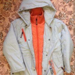 Jacket Coccodrillo creștere de primăvară 128 (schimb)