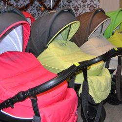 Παιδικά καροτσάκια 2in1 και 3in1 της εταιρείας Zippy
