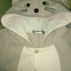 Suit fleece mouse