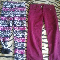 Erkek pantolonlar