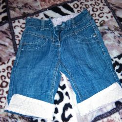2-3 years old summer shorts