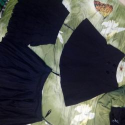 Black school skirts134 + jacket