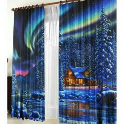 Photocurtains new winter