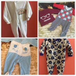 Overalls for babies