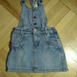 Jeans sundress
