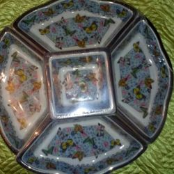 Seedflower bowl