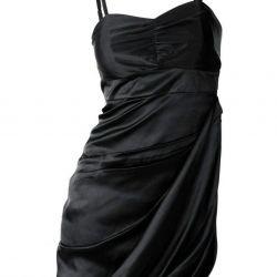 Сатиновое платье BODY FLIRT р.34(40-42)