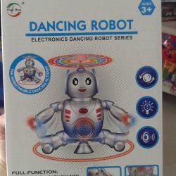 Танцюший робот