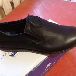 New loafers 39.40