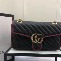 Gucci GG Marmont Quilted Bag