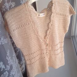 Knitted Cardigan S
