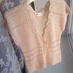 Cardigan tricotat S