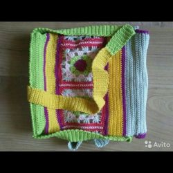 Stylish handmade bag