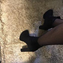 Ботинки Новые. Корея