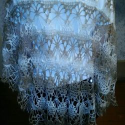 Shawl handmade