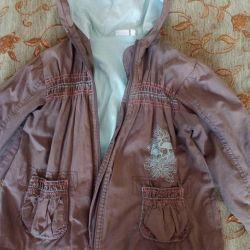Raincoat for 4-6 years