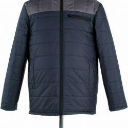 Куртка мужская утепленная 56 58. Новая