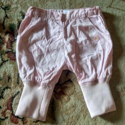 Breeches for a girl