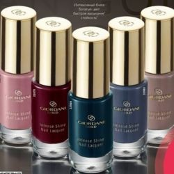 Luxurious Gloss Nail Polish Giordani Gold