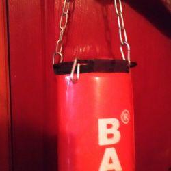Παιδική τσάντα πυγμαχίας (αχλάδι) της BAX (R)