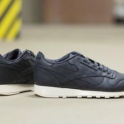 REEBOK CLASSIC LEATHER LUX sneakers (blue)