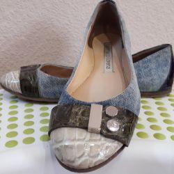 Ballet shoes Lorenzi Italy
