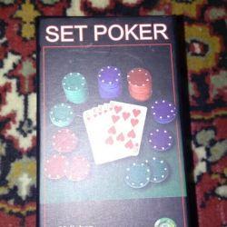 για το πόκερ