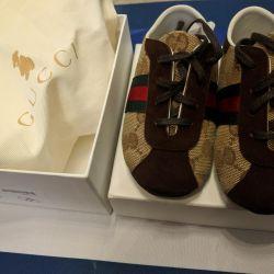 Boots New Gucci original 19 r.