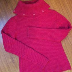 New Angora Sweater