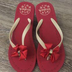 Παπούτσια για παραλία