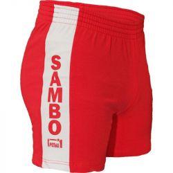 SAMBO SHORTS FASTENER KNITTED