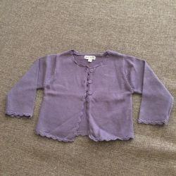 Children's cardigan