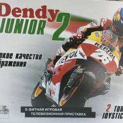Игровая приставка dendy junior 2  classic