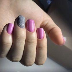 Manicure + gel lacquer