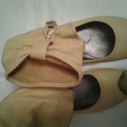 Sandalet yaz 37 boyutu hakiki deri