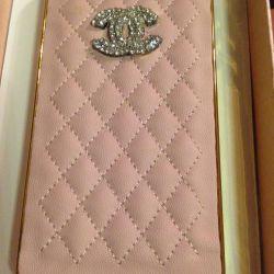 Θήκη με εικονίδιο Chanel apple iphone 4 / 4s