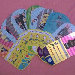 Despicable Me Cards 3