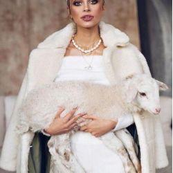 Eco fur coats