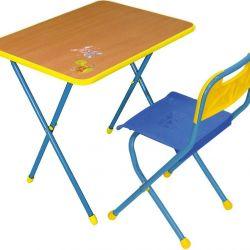 Çocuk masası ve sandalye - makale ka1 kayın
