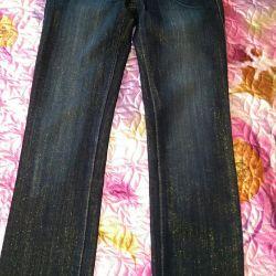 Jeans. Size 44-46
