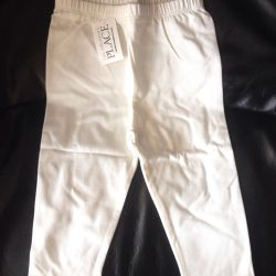New pants leggings childrens place for 12 months