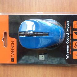 Mouse wireless Canyon CNE-CMSW1BL