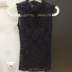 Oodji Lace Blouse