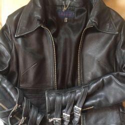 Biker jacheta