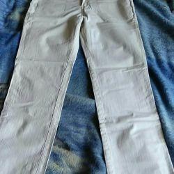 Λευκά παντελόνια για γυναίκες, R.L