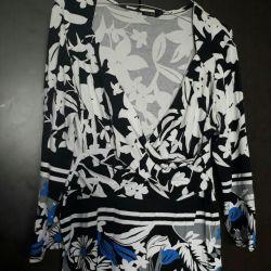 Πλεκτή μπλούζα 48-50.